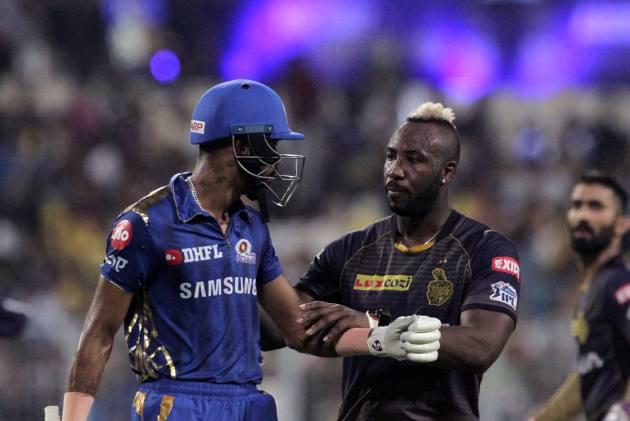 Ipl 2019 Kolkata Knight Riders Vs Mumbai Indians As It