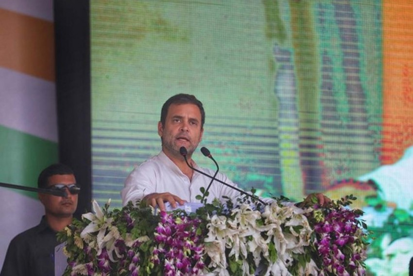 In Rajasthan, Rahul Gandhi Says NYAY Is Diesel For Indian Economy's Engine
