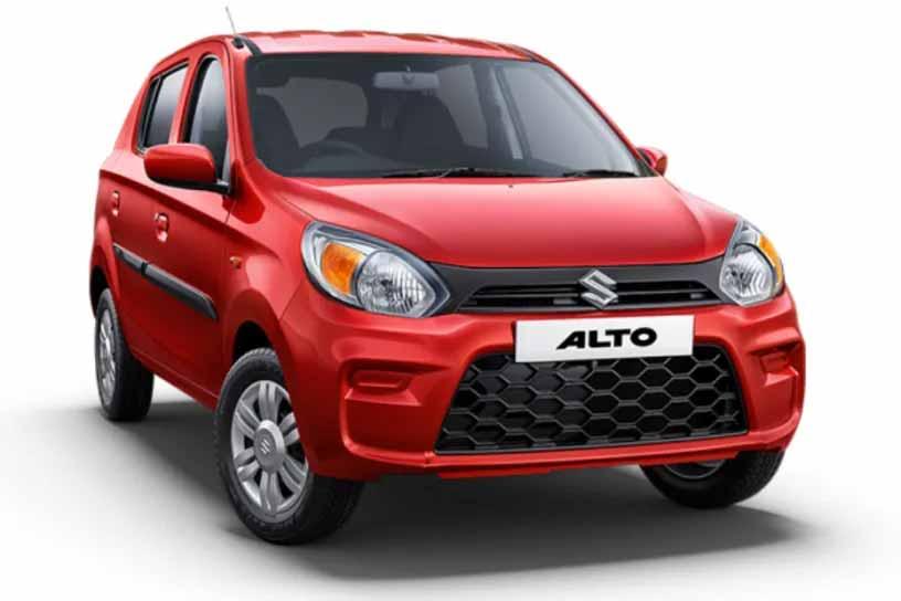 2019 Maruti Suzuki Alto Variants Explained: Std, LXi & VXi
