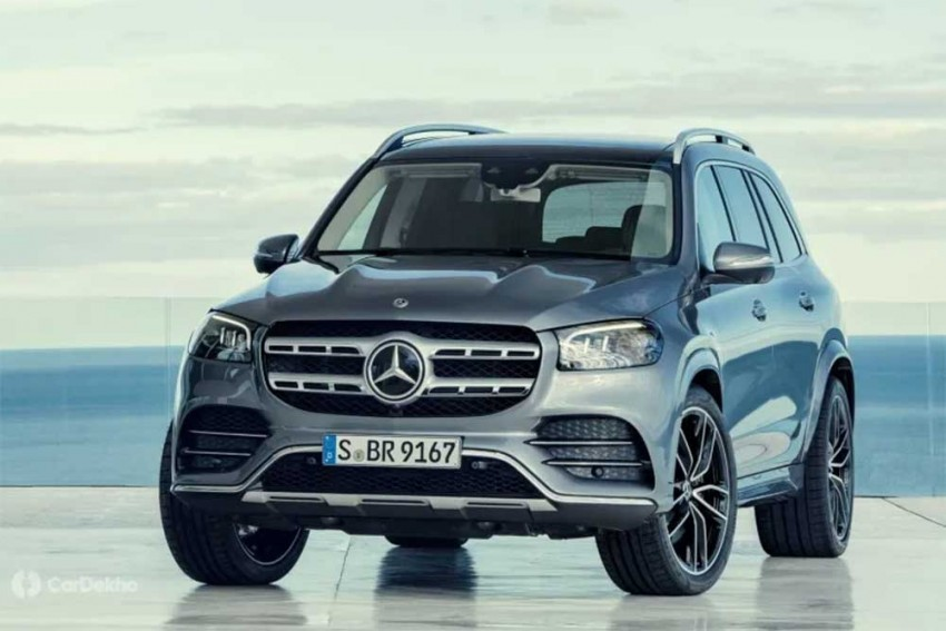 The New Mercedes-Benz GLS Is Bigger And More Powerful Than Before