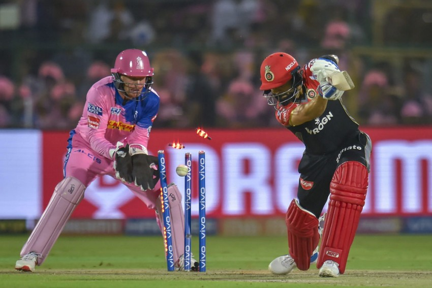 IPL 2019, RR Vs RCB: Shreyas Gopal Sets Up Rajasthan's First Win, Bengaluru Slump To Fourth Defeat