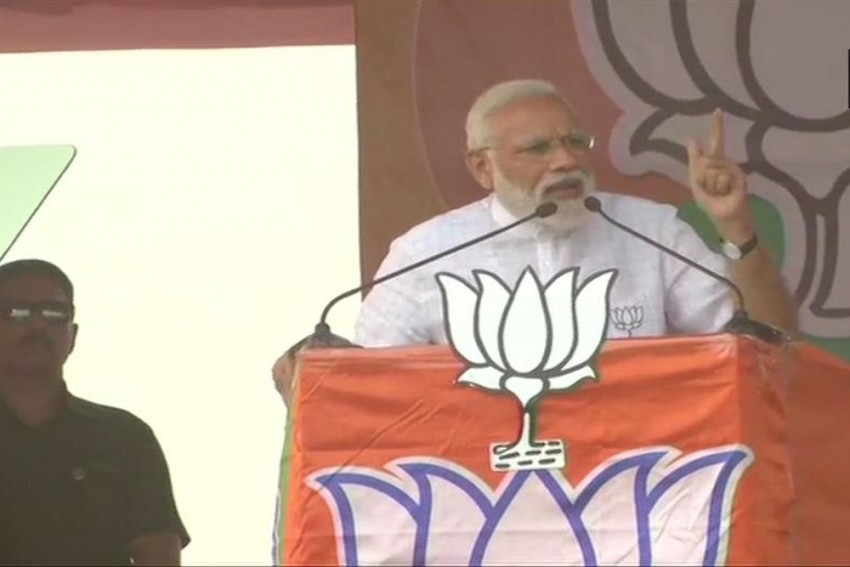 In Bengal, PM Modi Calls Mamata Banerjee A 'Speed Breaker' In Path Of Development