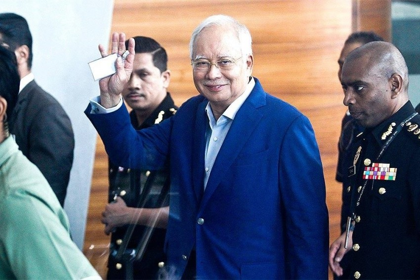 Former Malaysian PM Najib To Face Trial In Multi-Million Dollar Global Scandal