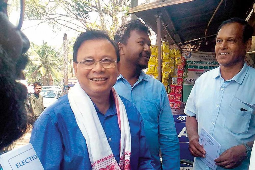 Assam Candidate's Promise To Voters: 'I Will Never Betray You'