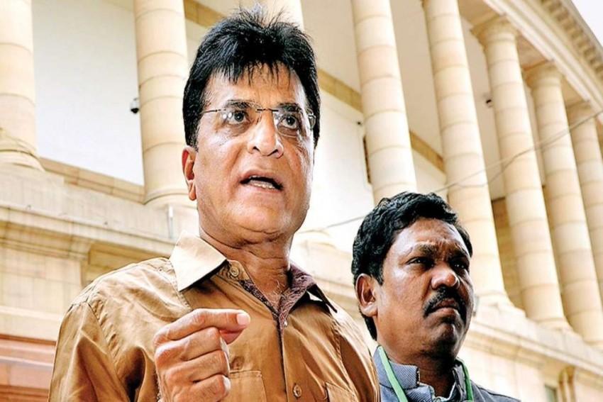 Kirit Somaiya Dropped From BJP's List Over Ally Shiv Sena's Objections
