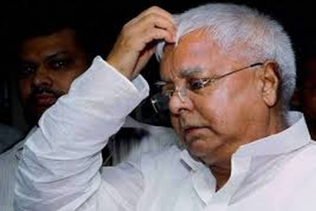 Lalu Yadav's Prison Ward Inspected Over Reports Of Him Keeping Phone