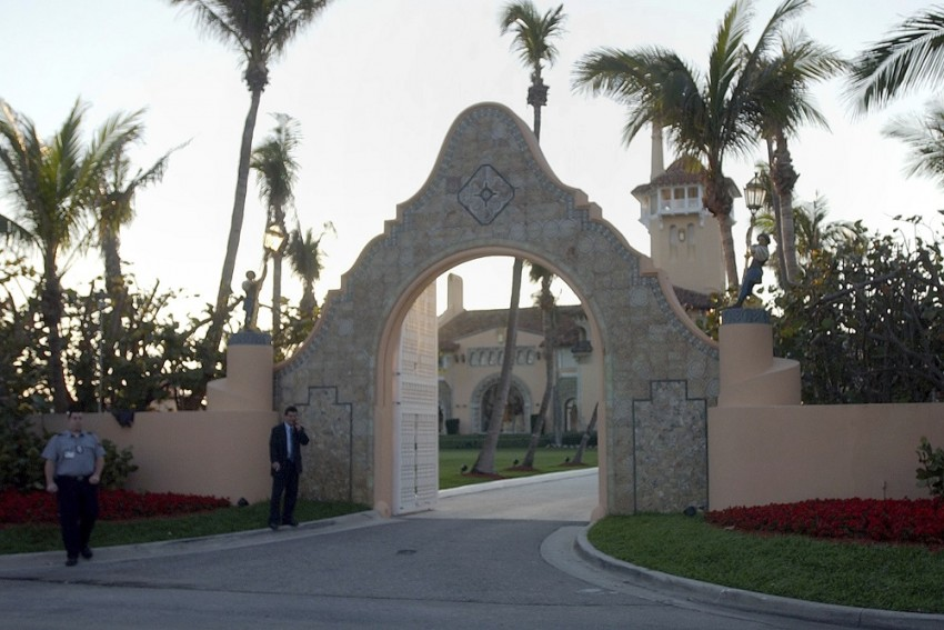 Chinese Woman Arrested For 'Unlawfully Entering' Trump's Mar-A-Lago Resort