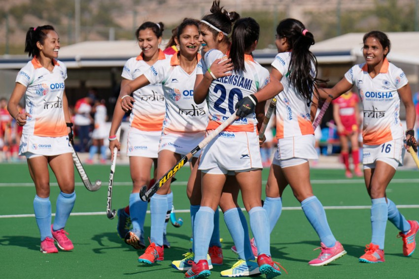 A Confident Indian Women's Hockey Team To Play 5-Match Series Against Malaysia