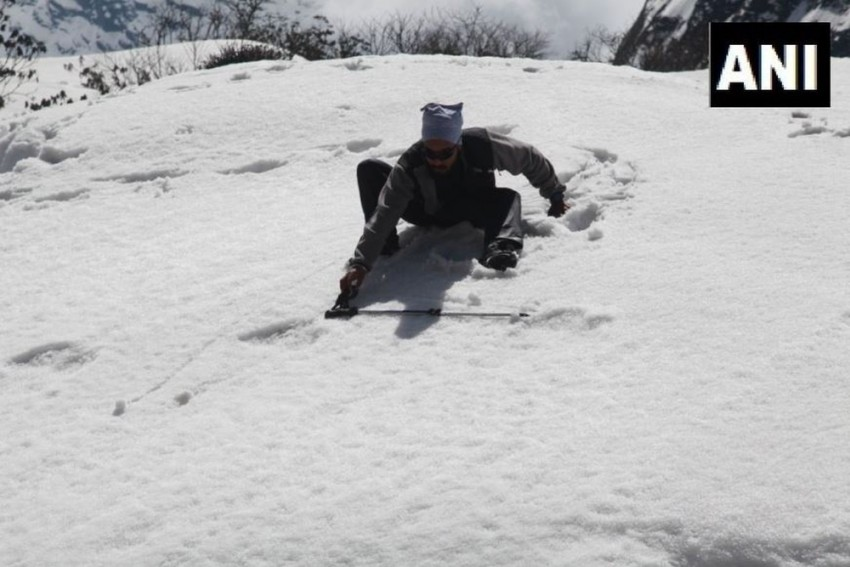 Indian Army To Send Photos Of 'Yeti' Footprints To Domain Experts