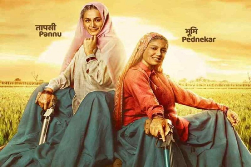 'Saand Ki Aankh' Stars Taapsee Pannu, Bhumi Pednekar Share The Journey Of 'Shooter Dadi' And It Will Leave You Inspired