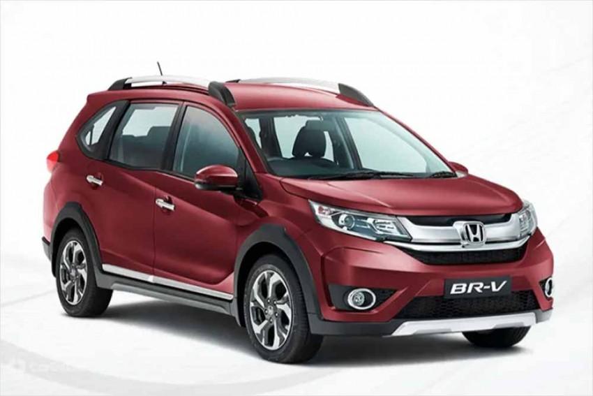Honda BR-V To Make Way For HR-V In India In 2019