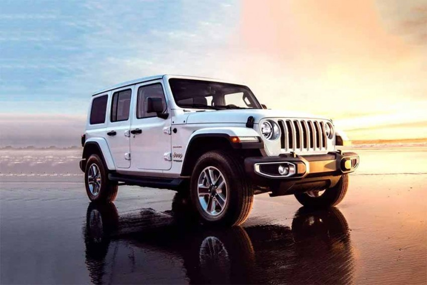 Next-Gen Jeep Wrangler Spied Undergoing ARAI Tests Ahead Of Launch