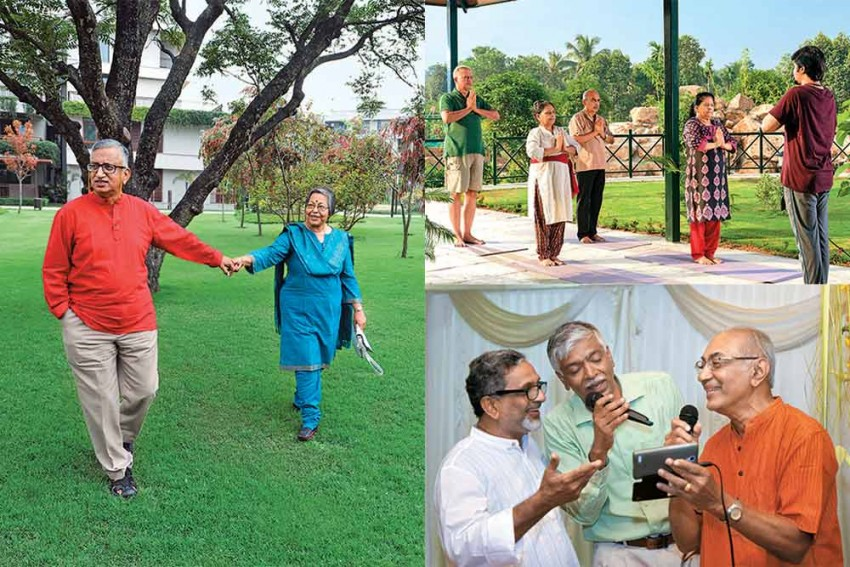 Forget Old-Age Homes, How India's Senior Citizens Are Giving Life A Golden Lining
