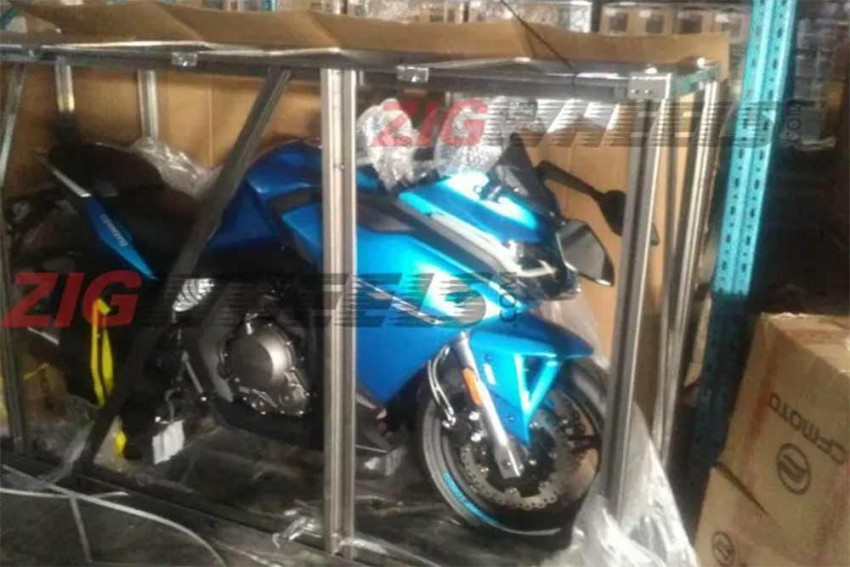 Exclusive: First CFMoto 650GT Lands In India
