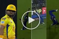 IPL 2019, MI Vs CSK: Kieron Pollard Takes Magical Catch To Send Suresh Raina Back - WATCH