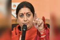 Rahul Gandhi's Decision To Contest From Wayanad 'Insult' To Amethi: Smriti Irani