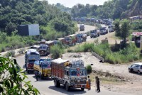No Civilian Traffic On Kashmir Highway For Two Days Every Week