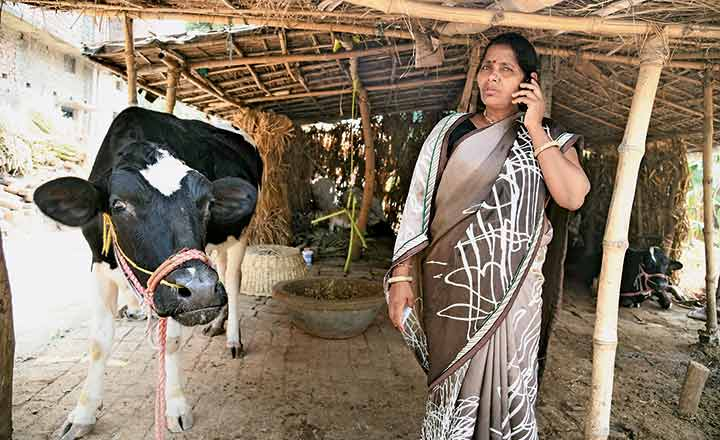 Panchayat Mukhiya And RJD's Grassroots Worker, Sushila Devi Hopes For 'Achhe Din'