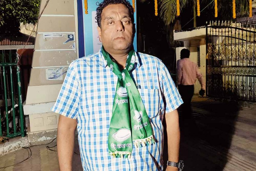 Pramod Senapati Aka Luna: BJD's Foot Soldier In Bhubaneswar