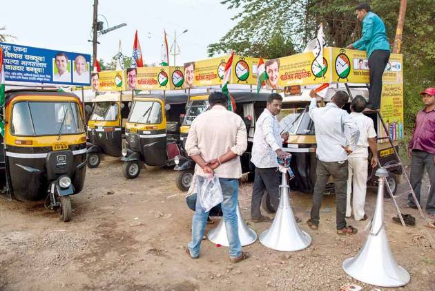 NCP's Foot Soldiers In Thane