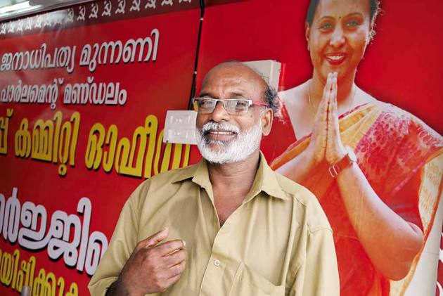 Foot Soldiers | Meet K.Y. Baby, An Autorickshaw Driver And CPI(M) Worker For 3 Decades