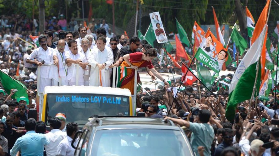 Muslim League Welcomes Rahul Gandhi Waving Green Flags, Congress Says Controversy Unnecessary