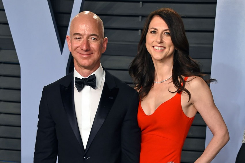 After Divorce Settlement, MacKenzie Bezos To Become One Of World's Richest Women