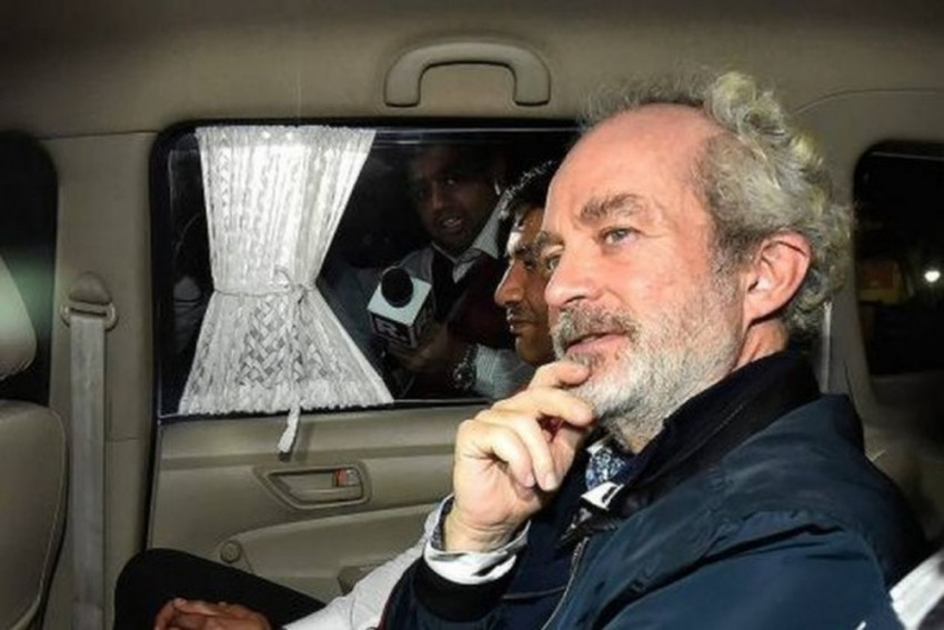 AgustaWestland Case: Christian Michel Identified 'AP' As Ahmed Patel, Says ED In Chargesheet