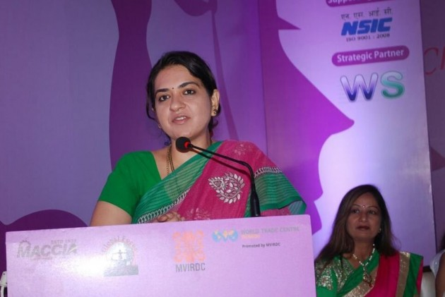 Women A Significant Vote Bank, Their Issues Need To Be Represented: Shaina NC
