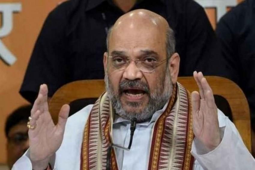 Amit Shah Calls Manipur CM Biren Singh 'True Chowkidar', Says BJP Govt Made State 'Blockade-Free'
