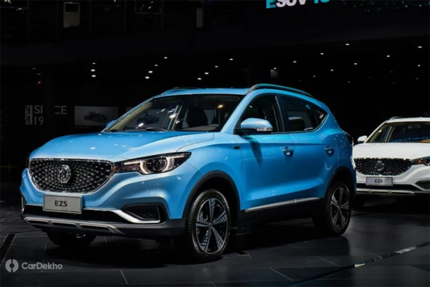 MG (Morris Garages) eZS Electric SUV To Launch In Late 2019; Will Have Over 300km Of Range