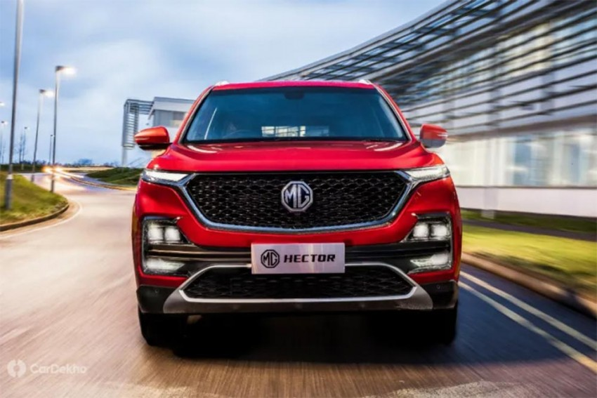 MG Motor's 2 Year Plan, 4 More SUVs After Hector Launch