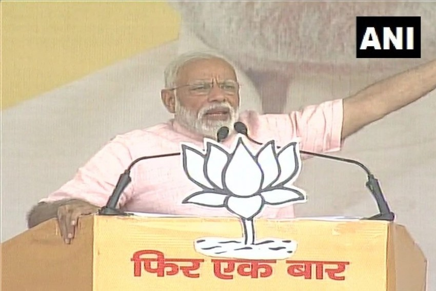 Congress' Poll Manifesto A Sham Document, To Promote Dynastic Politics: PM Narendra Modi