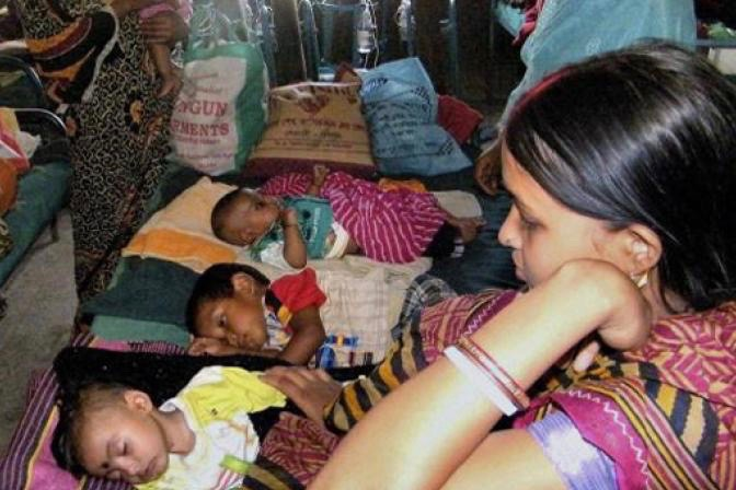 Malaria: A Missing Piece In The Malnutrition Jigsaw?