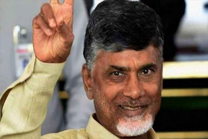 If Voted Back To Power, TDP Will Give Out Rs 2 Lakh To Each Family Every Year: Chandrababu Naidu