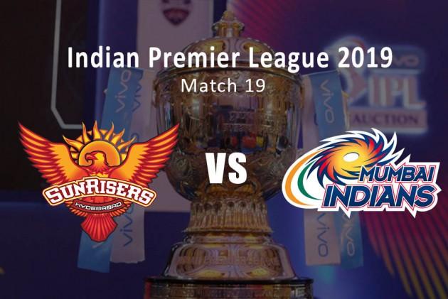 HIGHLIGHTS: IPL 2019, SRH Vs MI – Record-Breaking Debutant Alzarri Joseph Sets Up Big Win For Mumbai