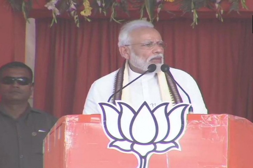 People Have To Decide Between Honest And Corrupt Governments: PM Modi In Odisha