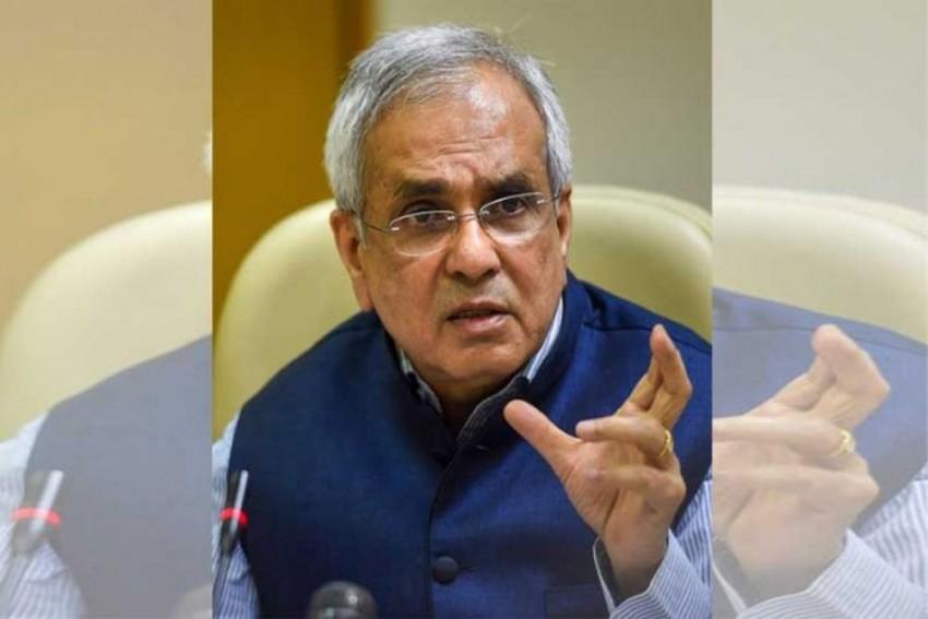 NITI Aayog Vice Chairman Rajiv Kumar Violated Poll Code, Says EC