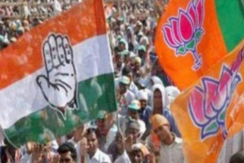 All, Except Five, Gujarat BJP And Congress LS Polls Candidates Are Crorepatis