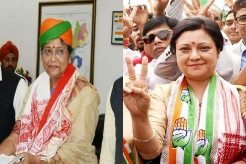 Queen Vs Beauty Queen: Two Women Candidates Keep The Contest Civil For Gauhati Seat