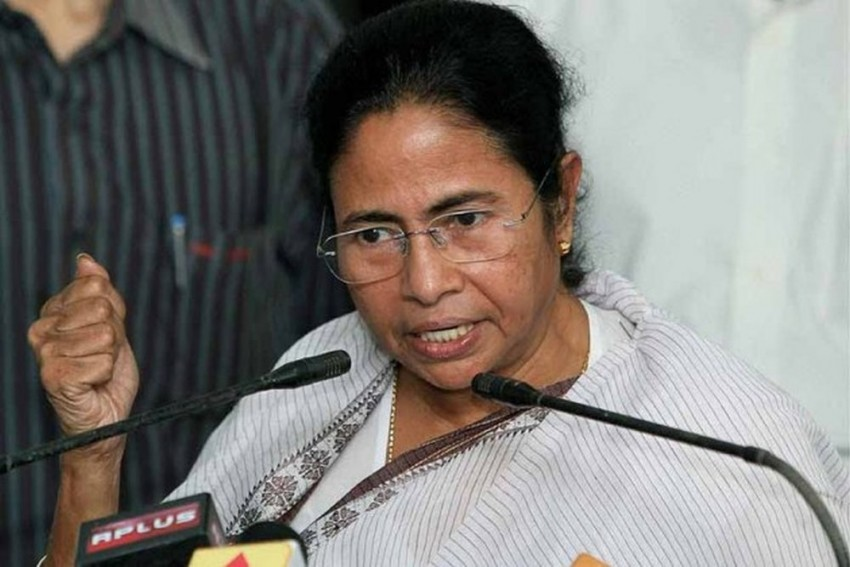 Decision On Transferring Senior Police Officers Unfortunate, Biased: Mamata Writes To EC