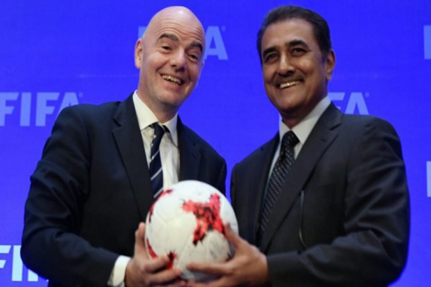 AIFF President Praful Patel Becomes The First Indian In FIFA Council