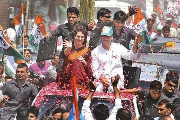 Congress To Launch Its Poll Slogan, Publicity Campaign Today