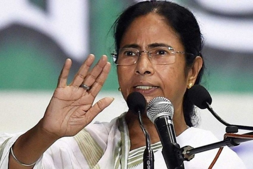 Bengal BJP Hits Out At Mamata Banerjee For Writing To EC On Transfer Of IPS Officers