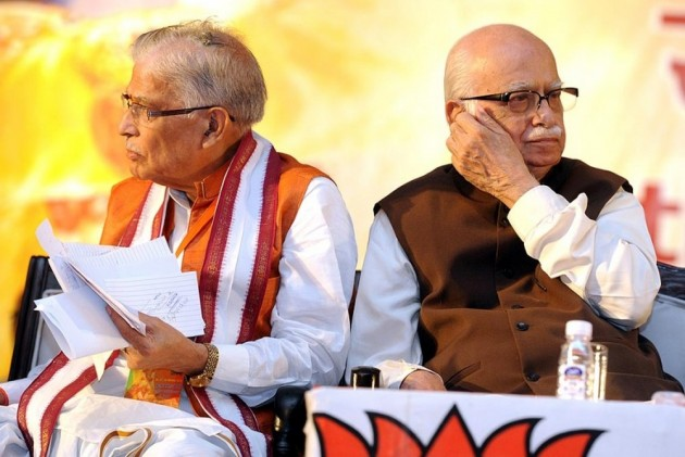 Amit Shah Meets BJP Veterans LK Advani, Murli Manohar Joshi