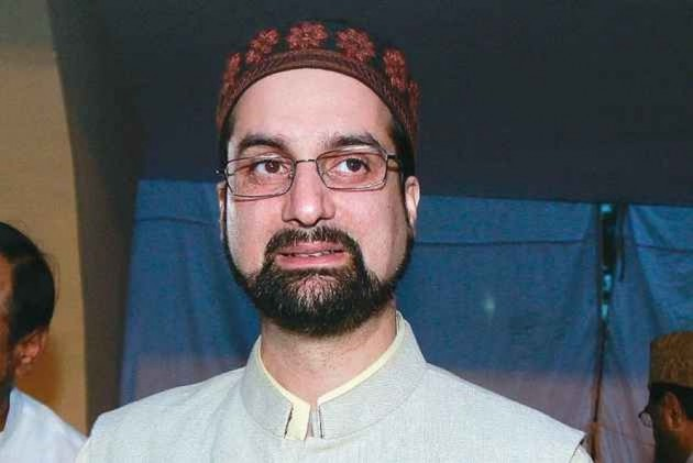 Mirwaiz Umer Farooq Appears Before NIA In Delhi In Terror Funding Case