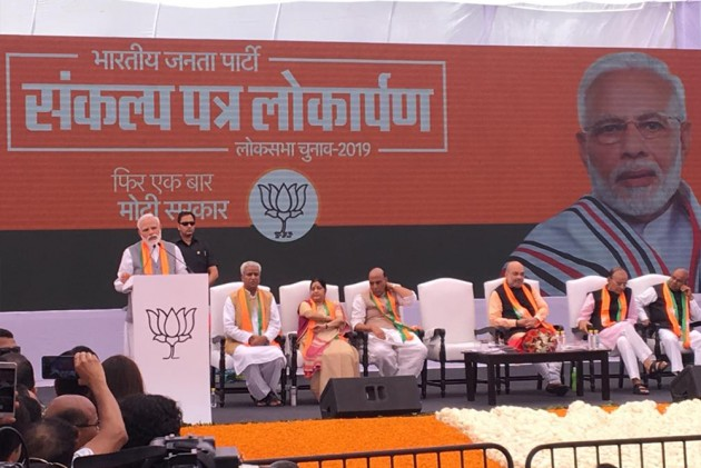 BJP Stuck To Its Core Agenda, Promise Of Ram Mandir Nothing New, Say Analysts