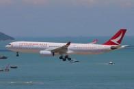 Cathay Dragon Flight Makes Emergency Landing In Taiwan