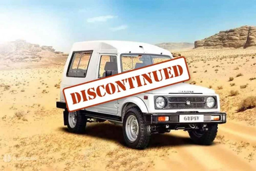 Maruti Gypsy Discontinued; Suzuki Jimny Not Planned At The Moment