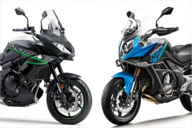 CFMoto 650MT Vs Kawasaki Versys 650: Spec Comparison